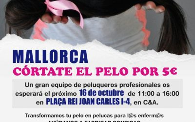 Evento social – Mechones Solidarios