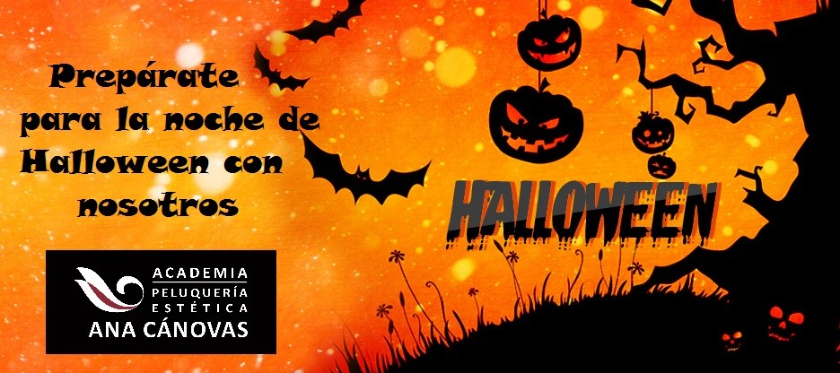 Preparate para Halloween
