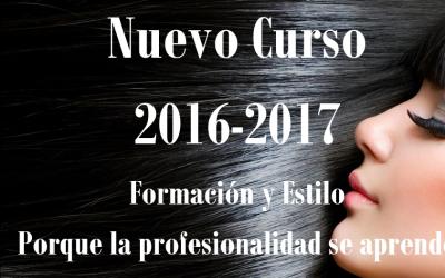 Nuevo Curso 2016-2017