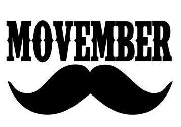 Participa en Movember
